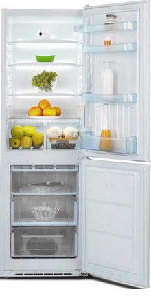 Двухкамерный холодильник Норд NRB 120 032 двухкамерный холодильник норд nrb 119 nf 542 золотое стекло