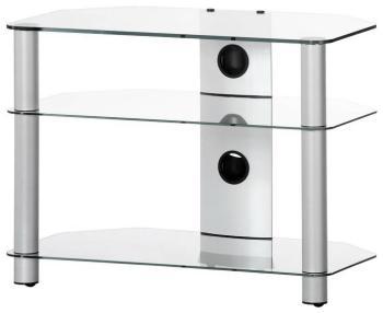 Фото - Подставка под телевизор Sonorous Neo 370-C-SLV подставка под тарелку dal pozzo подставка под тарелку