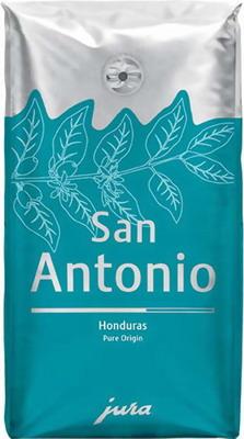 Кофе зерновой Jura San Antonio 250 г цена и фото