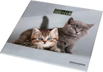 Весы напольные Redmond RS-735 (котята) фото