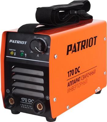 цены на Сварочный аппарат Patriot 170 DC MMA  в интернет-магазинах
