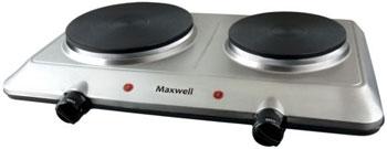 Настольная плита Maxwell MW-1906 плитка электрическая maxwell mw 1902