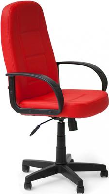Кресло Tetchair СН747 (кож/зам Красный PU-C 36-161)