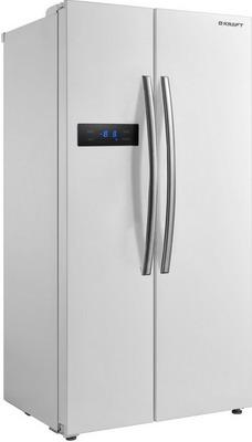 лучшая цена Холодильник Side by Side Kraft KF-MS 2580 W