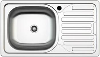 Кухонная мойка Zigmund & Shtain RECHTECK 765.6 Satin