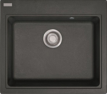 Кухонная мойка FRANKE MRG 610-58 графит кухонная мойка franke rog 610 41 графит
