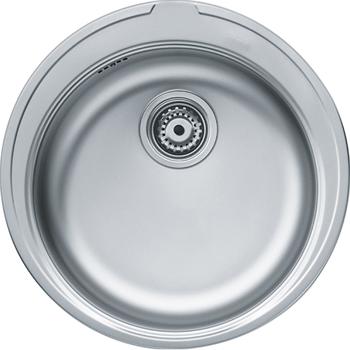 Кухонная мойка FRANKE ROL 610-38 3.5'' пер отв шум 101.0179.457