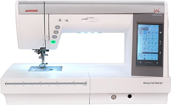 Швейная машина Janome MC 9400 QCP