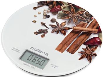 Кухонные весы Polaris PKS 0834 DG Spices