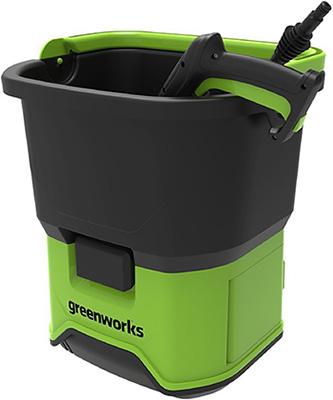 Минимойка Greenworks 40В 5104507 минимойка greenworks g70