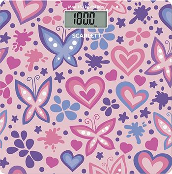 Фото - Весы напольные Scarlett SC-BS 33 E 092 весы напольные scarlett sc bs 33 e 090