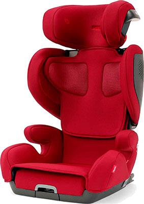 Автокресло Recaro Mako 2 Elite гр. 2/3 расцветка Select Garnet Red 00089042430050 автокресло recaro mako elite гр 2 3 расцветка select garnet red