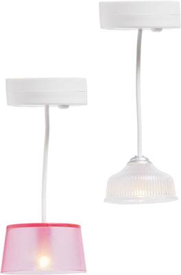 Освещение для домика Lundby Потолочные люстры 2 шт.
