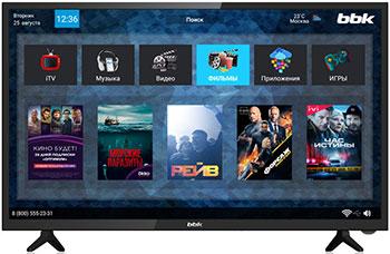 Фото - LED телевизор BBK 32LEX-7162/TS2C черный bbk 32lex 7272 ts2c 32 черный