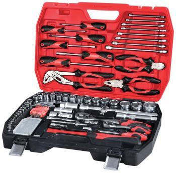 Набор инструментов ZIPOWER PM 4111 набор инструментов zipower pm 5132 21шт