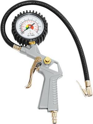 Пистолет пневматический Fubag IGM 140/10 пистолет для подкачки шин пневматический matrix