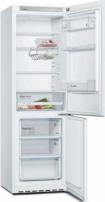 Фото - Двухкамерный холодильник Bosch KGV 36 XW 21 R встраиваемый двухкамерный холодильник bosch kis 86 af 20 r
