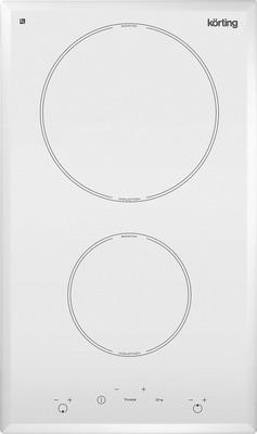 Встраиваемая электрическая варочная панель Korting HI 32003 BW цена