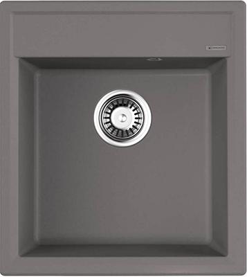 Кухонная мойка OMOIKIRI Daisen 46-GR Artgranit/Leningrad Grey (4993612)