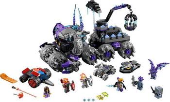 Конструктор Lego Nexo Knights Штаб Джестро 70352 nexo knights предводитель монстров абсолютная сила