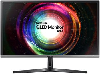 ЖК монитор Samsung U 28 H 750 UQI (LU 28 H 750 UQIXCI) Black sphe1002at u h