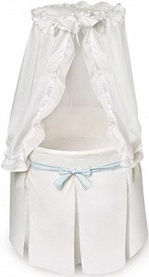 Детская кроватка Giovanni Solo White/Blue GL 3000 колыбель giovanni shapito solo white pink