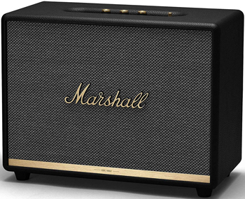 цена Портативная колонка Marshall Woburn II Black онлайн в 2017 году