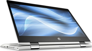 Ноутбук HP Probook x 360 440 G1  i3-8130 U (Natural Silver) ноутбук hp 15 da 0189 ur 4mw 88 ea i3 7020 u snow white
