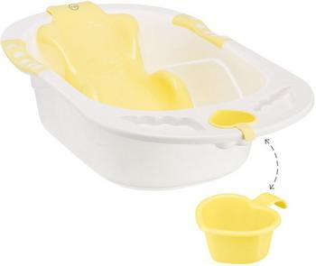 Ванна анатомическая Happy Baby BATH COMFORT 34005 Yellow