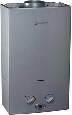 купить Газовый водонагреватель WERT 10 LC серый онлайн