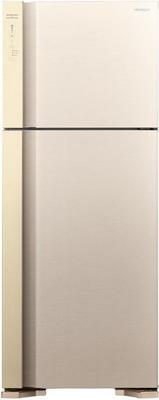 Двухкамерный холодильник Hitachi R-V 542 PU7 BEG бежевый