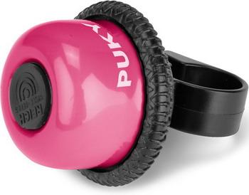 Звонок Puky G 20 9855 pink розовый передняя корзина puky lk l 9109 для беговелов