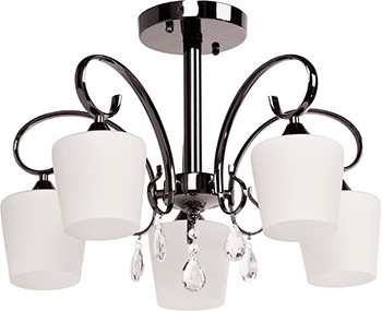 Люстра подвесная MW-light Блеск 315011205 5*60 W E 27 220 V