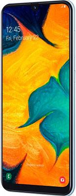 Смартфон Samsung Galaxy A50 128GB SM-A505F (2019) белый смартфон samsung galaxy a50 64gb sm a505f 2019 черный