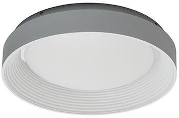 Люстра потолочная DeMarkt Ривз 674016701 120*0 5W LED 220 V demarkt потолочная люстра demarkt бриз 464017506