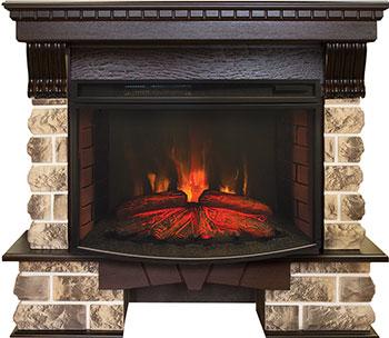 Каминокомплект Realflame Kansas 33 AO с Firespace 33 S IR цена и фото