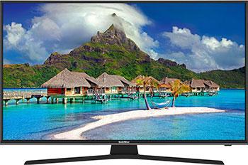 LED телевизор Goldstar LT-55 T 600 F черный цена 2017