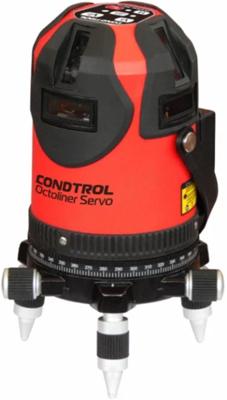 Лазерный нивелир Condtrol Octoliner Servo лазерный нивелир ada rotary 400 hv servo а00458