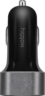 Автомобильное зарядное устройство Nobby Comfort NBC-CC-31-01 цена