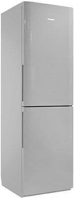 Двухкамерный холодильник Позис RK FNF-172 серебристый ручки вертикальные