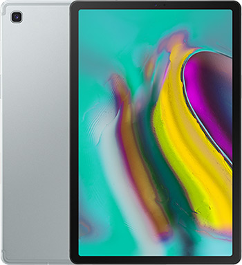 Планшет Samsung Galaxy Tab S5e 10.5 SM-T 725 64 Gb LTE серебристый планшет samsung galaxy tab a 10 1 lte sm t 585 n черный