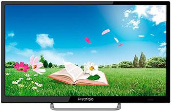 LED телевизор Prestigio PTV 24 DN 02 Z_BK_CIS