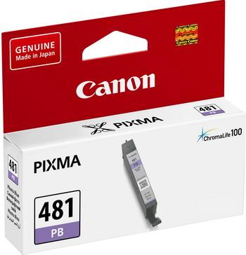Картридж Canon CLI-481 PB EMB 2102 C 001 Фото голубой