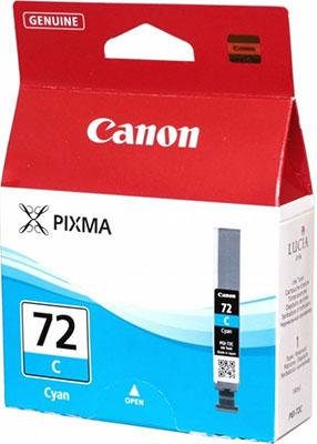 Картридж Canon PGI-72 C 6404 B 001 Голубой