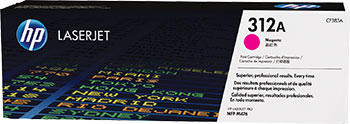 Картридж HP CF 383 A Пурпурный zhileyu пурпурный d