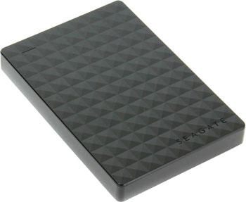 Фото - Внешний жесткий диск (HDD) Seagate 1TB BLACK STEA1000400 aero 1000 black