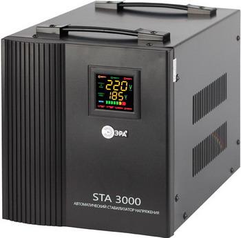 Стабилизатор напряжения ЭРА STA-3000 стоимость