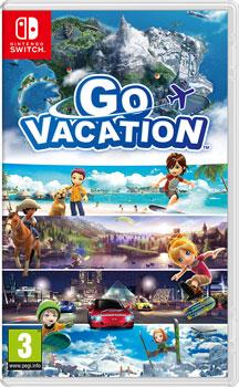 Игра для приставки Nintendo Switch: Go Vacation игра для nintendo switch zumba burn it up