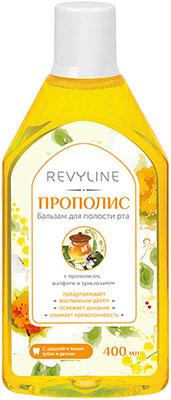 Бальзам для полости рта Revyline Прополис 400 мл 3792 прополис в косметике при куперозе
