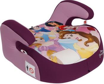 Автокресло Siger, серия Disney гр. III Принцессы фиолетовый KRES2673, Россия  - купить со скидкой